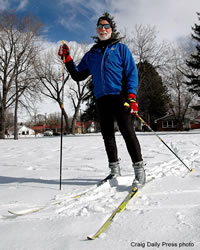 Cross-Country-Skiing in Craig and Moffat County, Colorado